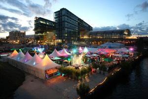 Eventagentur Berlin - unter freiem Himmel